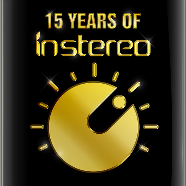 15 Years of InStereo artwork